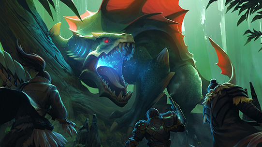 dauntless artwork drask reveal thumbnail