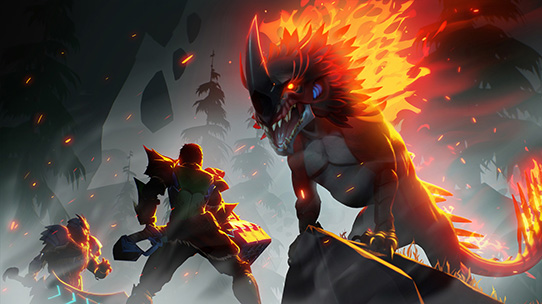 dauntless artwork embermane reveal thumbnail
