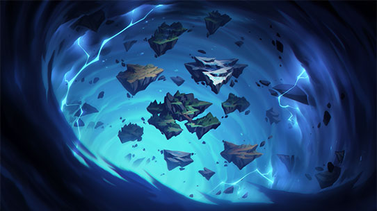 dauntless artwork shattered isles map thumbnail