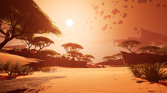 dauntless screenshot arid biome thumbnail