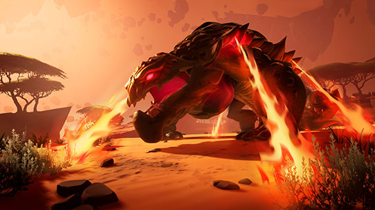 dauntless screenshot charrogg hero thumbnail
