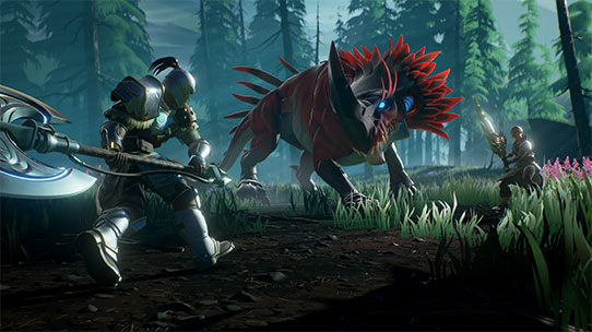 dauntless screenshot embermane combat thumbnail