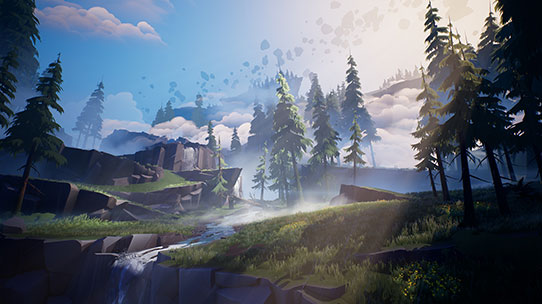 dauntless screenshot enviroment river thumbnail