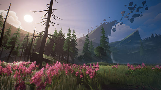 dauntless screenshot enviroment spring thumbnail