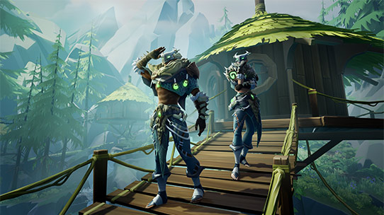 dauntless screenshot hunt pass strange horizons elite thumbnail