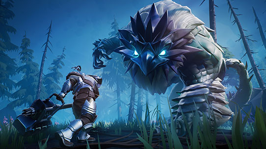 dauntless screenshot koshai combat thumbnail