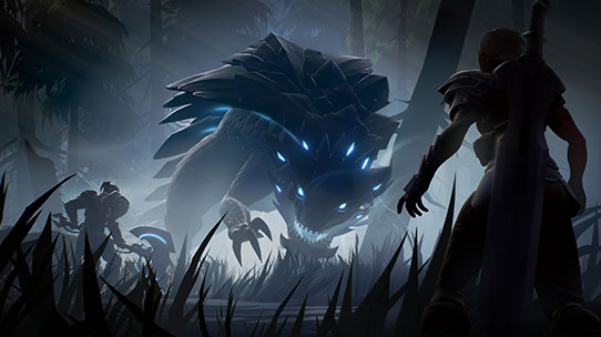 dauntless screenshot pangar thumbnail