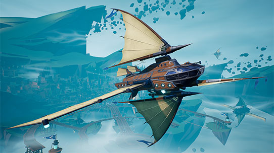 dauntless screenshot ramsgate airship thumbnail