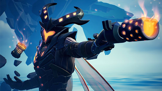 dauntless screenshot repeaters hero pose thumbnail