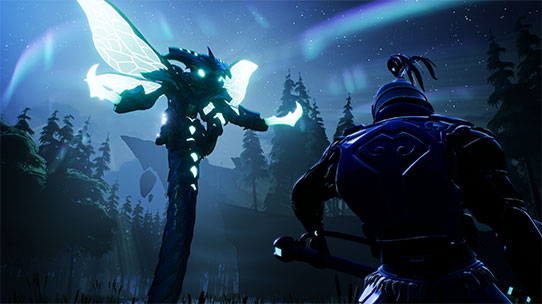 dauntless screenshot rezakiri combat thumbnail