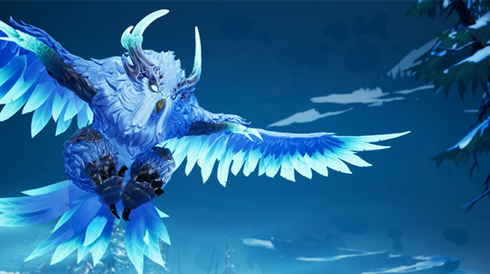 dauntless screenshot winterhorn skraev thumbnail