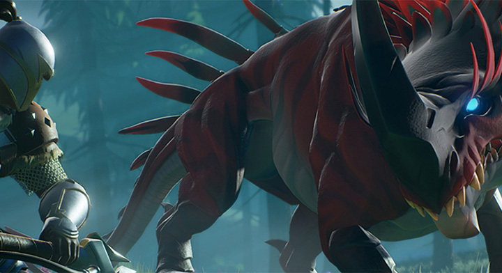 An Early Look at Combat in Dauntless