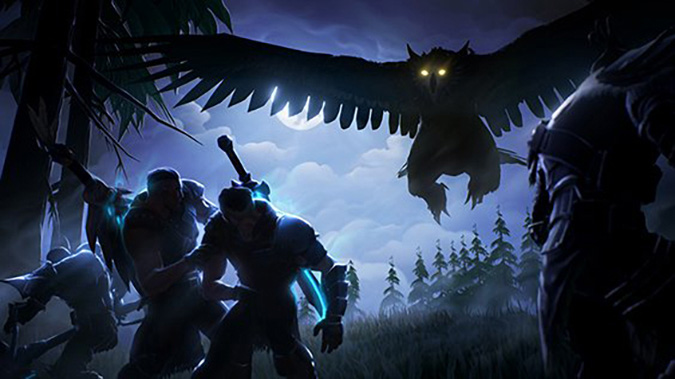 Official Dauntless Announcement Trailer