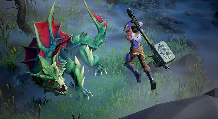 Combat Changes are Coming to Dauntless