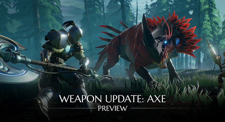Combat Update: Axe Revisited