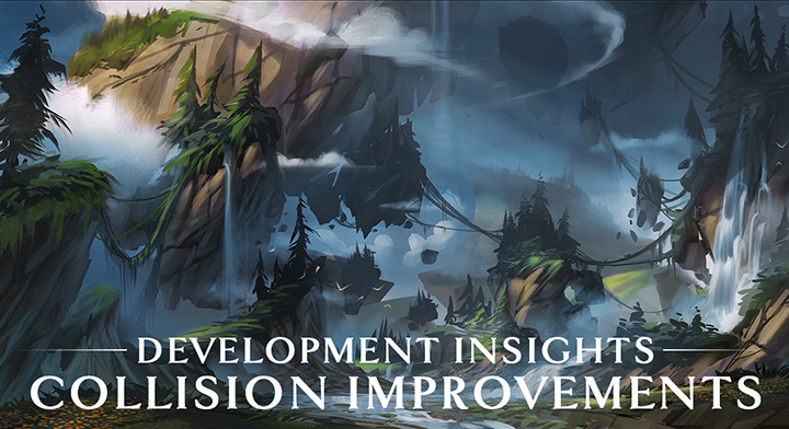 Development Insights: Collision Improvements