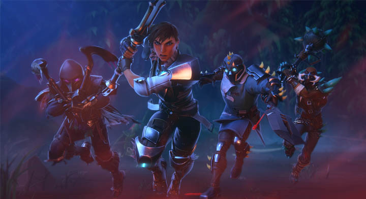Dauntless Joins the Epic Games Store | Dauntless