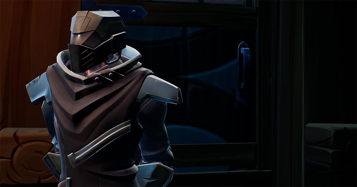 First Look: The Cell Vendor | Dauntless