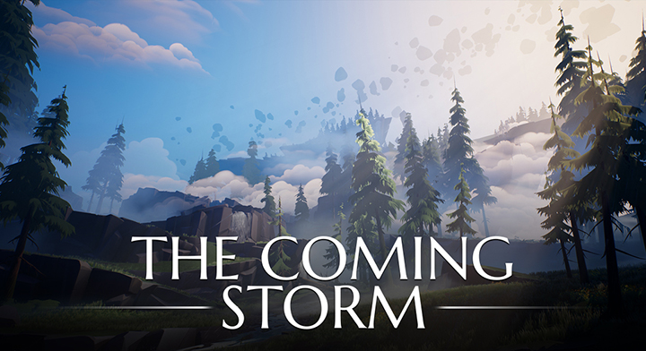 First Look: The Coming Storm