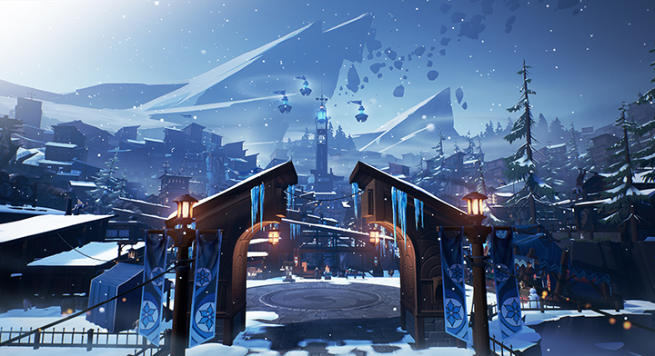 Frostfall 2018 Has Arrived
