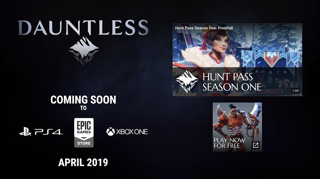 The Game Awards 2018 Recap | Dauntless
