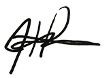 "Jesse ""GTez"" Houston signature"