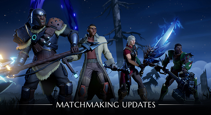 Updates zum Matchmaking 0.5.5