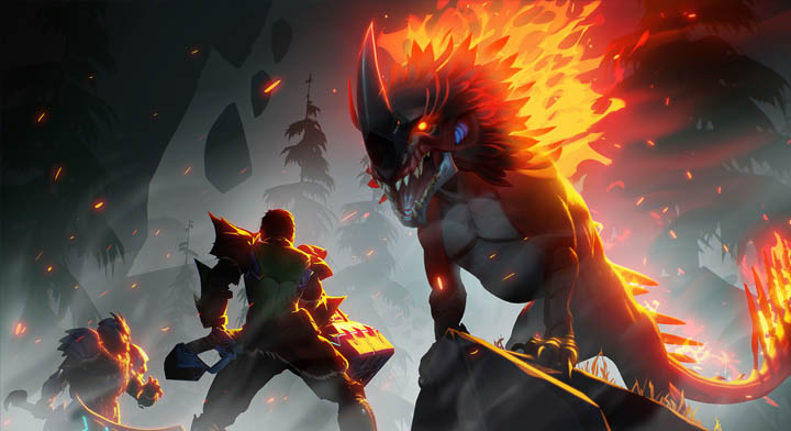 New Behemoth: Embermane