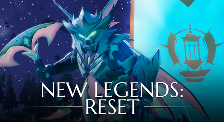New Legends: Reset