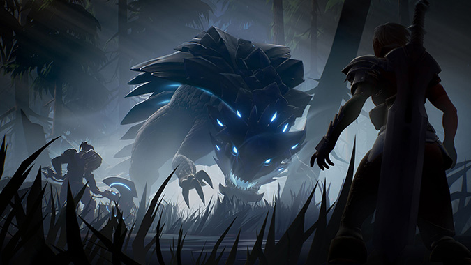 Bande-annonce officielle de Dauntless de la PAX East