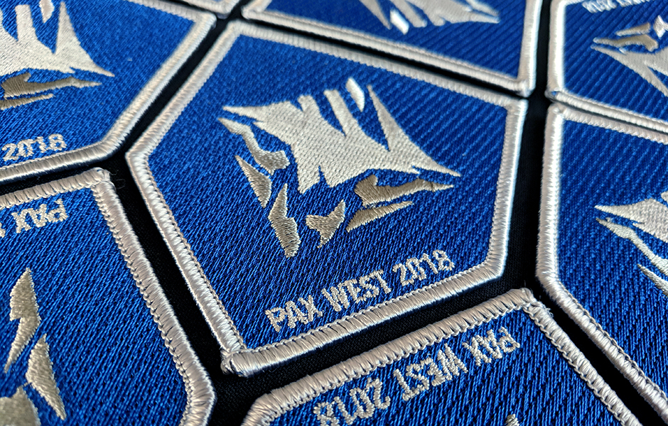 Patch Dauntless PAX West 2018