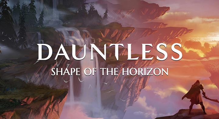 Shape of the Horizon   Dauntless