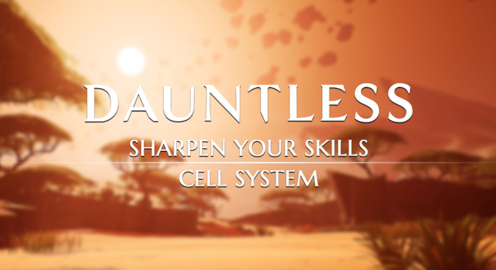 Sharpen Your Skills: Cell System