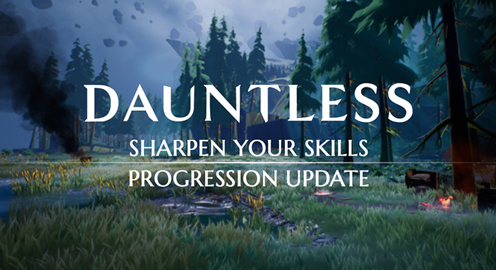 Sharpen Your Skills: Progression