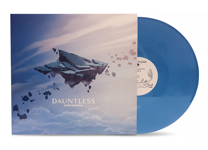 Vinil do Dauntless
