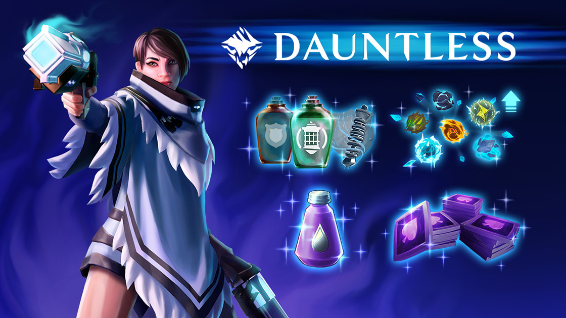 Dauntless & Twitch Prime | Dauntless