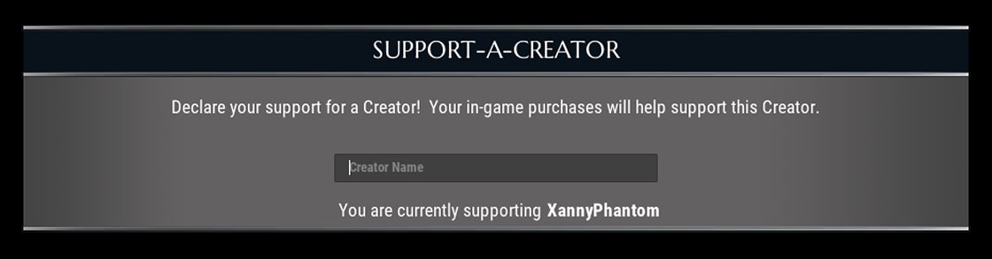 Support-a-Creator