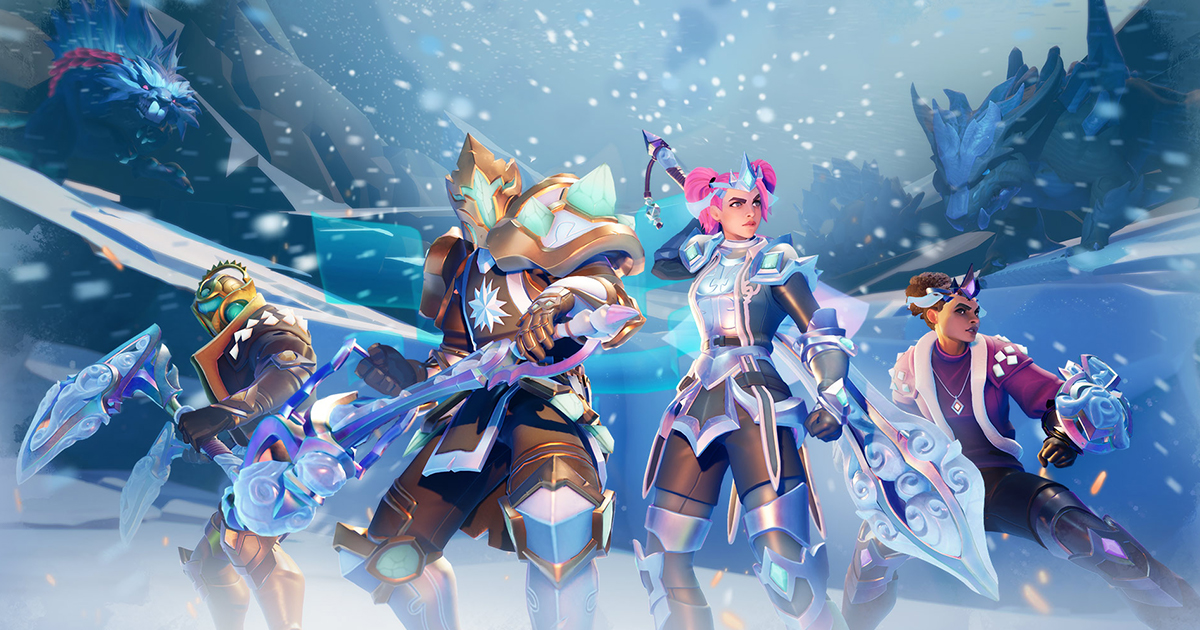 Dauntless Realm Of Ice Patch 1 5 3